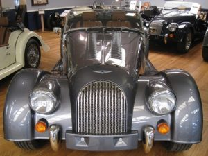 Morgan PLUS 4 – 2PL Stingrey Grey