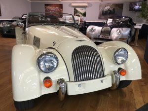 MORGAN PLUS4 – 2PL SPORT IVORY