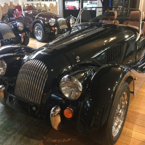 MORGAN PLUS4 – VELVET GREEN