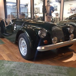 MORGAN PLUS 8 – 2PL