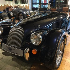MORGAN PLUS4 – AZURITE BLUE