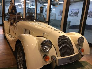 MORGAN PLUS4 – SPORT WHITE