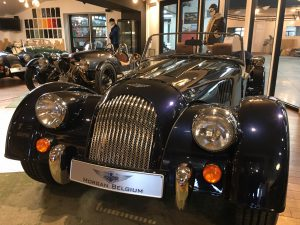 MORGAN ROADSTER – AZURITE BLUE