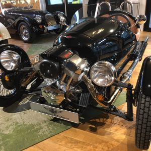MORGAN 3WHEELER – SPORT BLACK