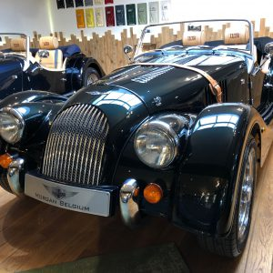 MORGAN PLUS4 – EMERALD GREEN