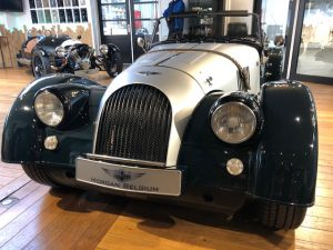 MORGAN ROADSTER – (12/2013)