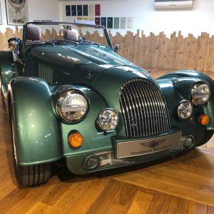 MORGAN PLUSFOUR AUTO – ALLIGATOR GREEN