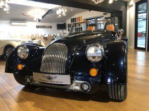 MORGAN PLUSFOUR AUTO – AZURITE BLUE