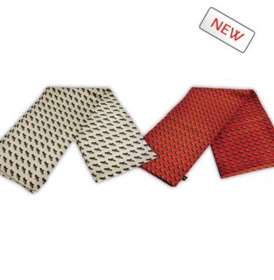 Zijden sjaal [ART 268] 134,95€ BTW inb
