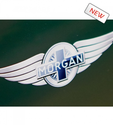 Sticker : LOGO MORGAN –  Klein formaat [ART 274] 4,54€ BTW inb