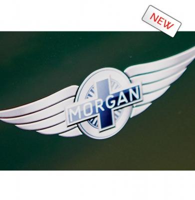 Sticker : LOGO MORGAN –  Groot formaat [ART 275] 9,68€ BTW inb