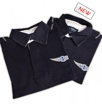 Rugby Shirt – Blauw [ART 276] 66,65€ BTW inb
