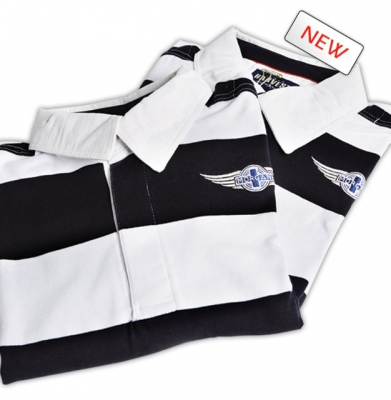 Rugby Shirt – Blauw & Wit [ART 279] 66,65€ BTW inb