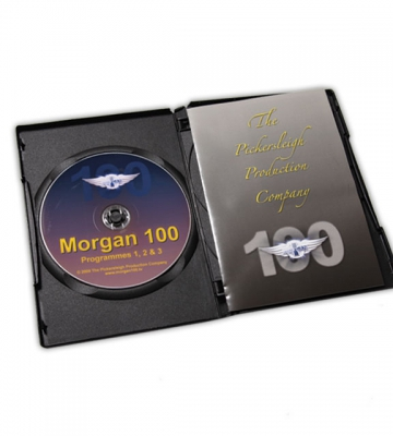 DVD 100 jaar Morgan [ART 208] 32,21€ BTW inb