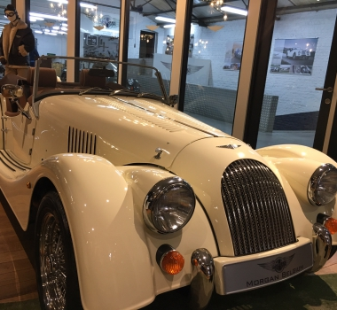 MORGAN PLUS4 – SPORT IVORY
