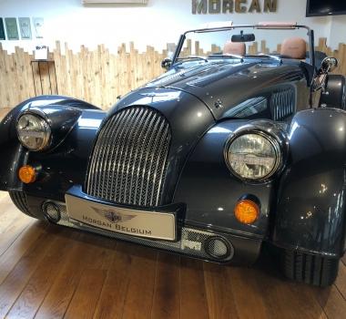 MORGAN PLUSFOUR AUTO – LUNA GREY
