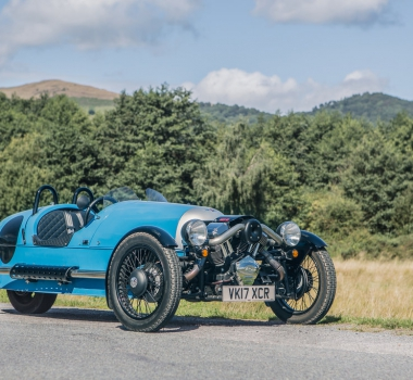 MORGAN 3 – WHEELER – EURO4 –