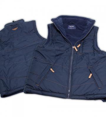Body warmer blauw S-M-L-XL-XXL [ART 158] 86,52€ BTW inb