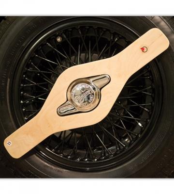 Houten sleutel voor vleugelmoer (voor 4/4) [ART 232] 50,25€ BTW inb