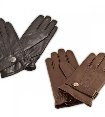 Bruin of zwart lederen handschoenen Morgan [ART 11] 59,37€ BTW inb