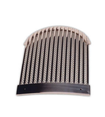 Racing inox grille [ART 101A] 557,46€ BTW inb