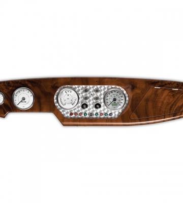 Set van manometers ivoor (voertuigen vanaf 2008) zonder klokje [ART 51B] 1.549,86€ BTW inb