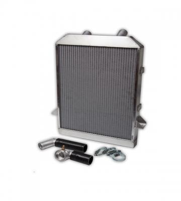 Kit radiator in aluminium voor +8 [ART 142] 880,42€ BTW inb
