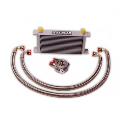 Volledige olie-radiatorkit +8 [ART 234] 419,01€ BTW inb