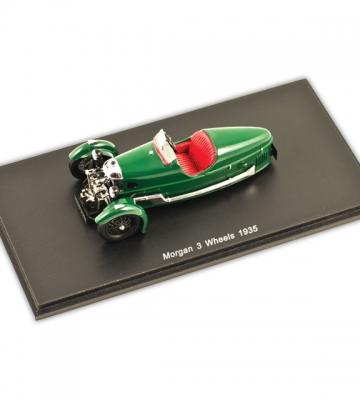 3 Wheeler miniatuur [ART 27] 110,46€ BTW inb
