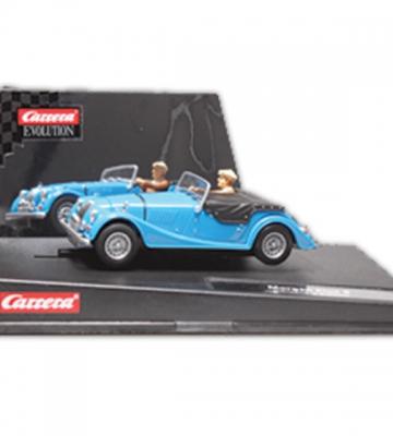 Miniatuur +8 Carrera blauw (12cm) [ART 199A] 59,24€ BTW inb