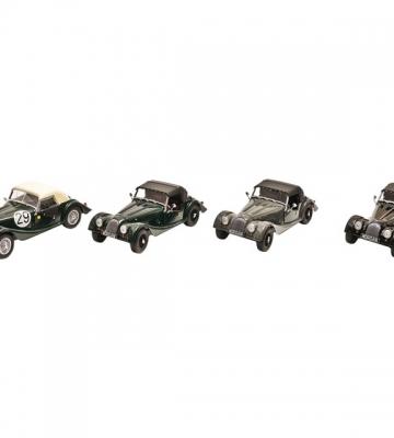 Miniatuur groen, zwart, grijs 4/4 sport schaal: 1/18 [ART 198A] 115,77€ BTW inb