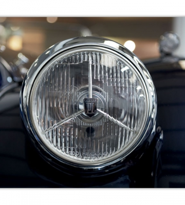 Koplamp Tribard ( geschikt voor 3-Wheeler & 4-wielers) [ART 258] 137,49€ BTW inb