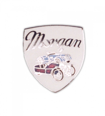 Pins 75 jaar Morgan [ART 189] 6,68€ BTW inb
