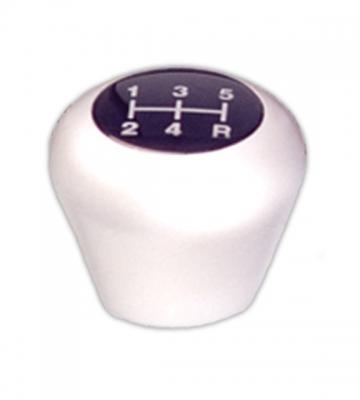 Knop in geborsteld aluminium enkel voor de 4/4 1800cc [ART 37B] 84,48€ BTW inb