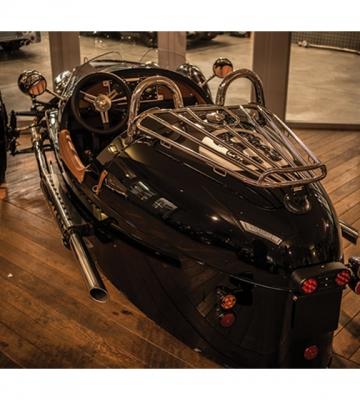 Bagagerek 3 wheeler afneembaar [ART 31] 694,72€ BTW inb