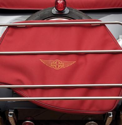 Dubbel bagagerek voor model met stootbuffers vanaf 01-2003 [ART 112] 784,21€ BTW inb