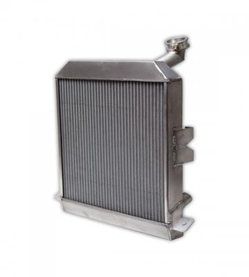 Radiator 4/4 CVH aluminium 1982-1991 [ART 144A] 870,37€ BTW inb