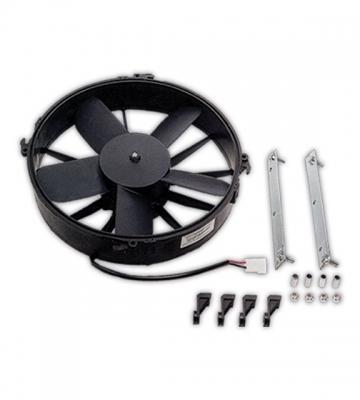 Versterkte electrische ventilator + montagekit [ART 145] 348,36€ BTW inb