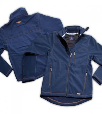 Vest uniseks Morgan blauw S-M-L-XL-XXL [ART 159A] 134,14€ BTW inb